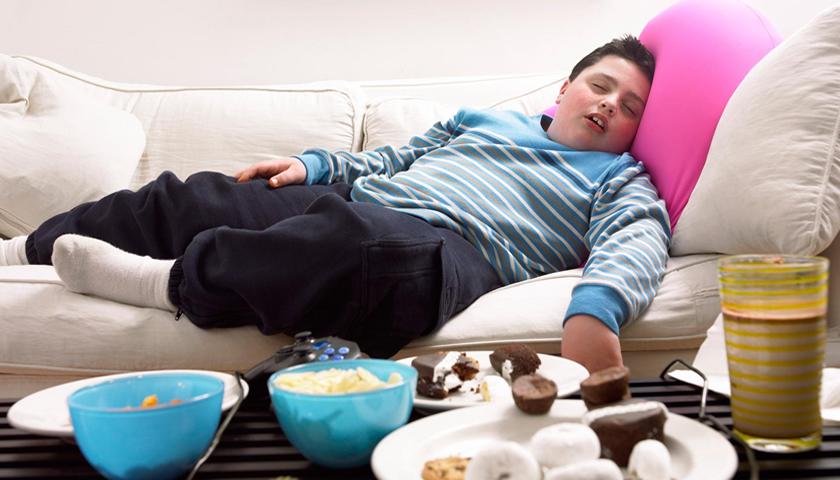 Παχυσαρκία στην παιδική ηλικία