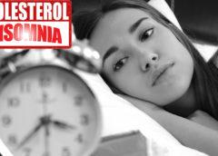 Η αϋπνία δεν αυξάνει  τα επίπεδα χοληστερόλης
