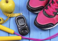 Η ολιγόλεπτη άσκηση  ασπίδα κατά του διαβήτη